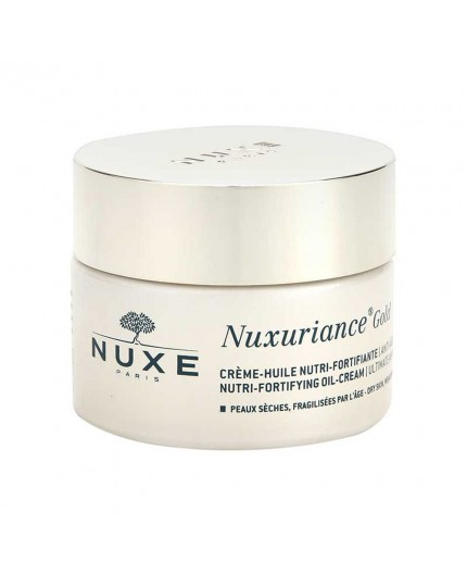 NUXE Nuxuriance Gold Nutri-Fortifying Oil-Cream Krem do twarzy na dzień 50ml tester