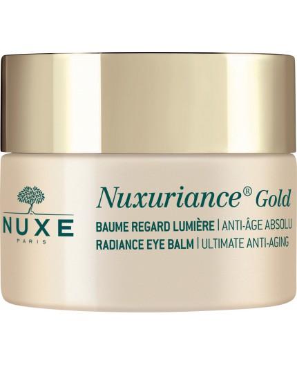 NUXE Nuxuriance Gold Radiance Eye Balm Żel pod oczy 15ml tester