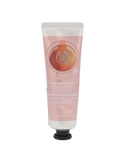 The Body Shop Pink Grapefruit Krem do rąk 30ml tester