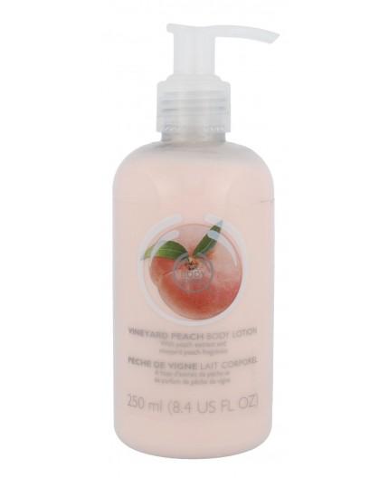 The Body Shop Vineyard Peach Mleczko do ciała 250ml tester