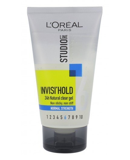 L´Oréal Paris Studio Line Invisi´ Hold 24H Żel do włosów 150ml
