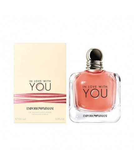 Giorgio Armani Emporio Armani In Love With You Woda perfumowana 150ml