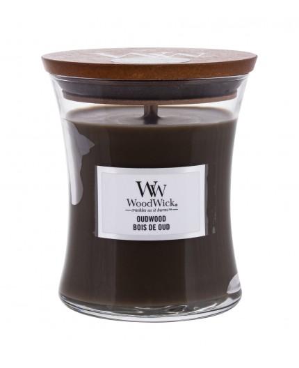 WoodWick Oudwood Świeczka zapachowa 275g
