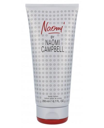 Naomi Campbell Naomi Mleczko do ciała 200ml
