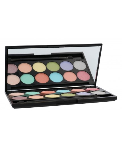 Sleek MakeUP I-Divine Eyeshadow Palette Cienie do powiek 9,6g 1025 All The Fun Of The Fair
