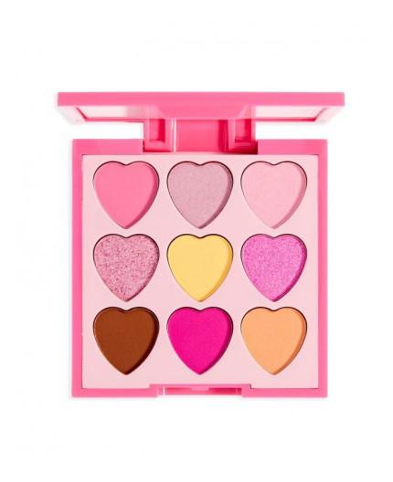 I Heart Revolution Heartbreakers Palette Zestaw kosmetyków 4,95g Candyfloss