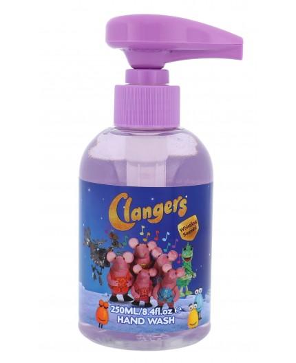 Clangers Clangers With Whistling Sound Mydło w płynie 250ml