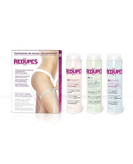 Diet Esthetic Redupes Tripple Effect Anti-cellulite Treatment Cellulit i rozstępy 200ml zestaw upominkowy