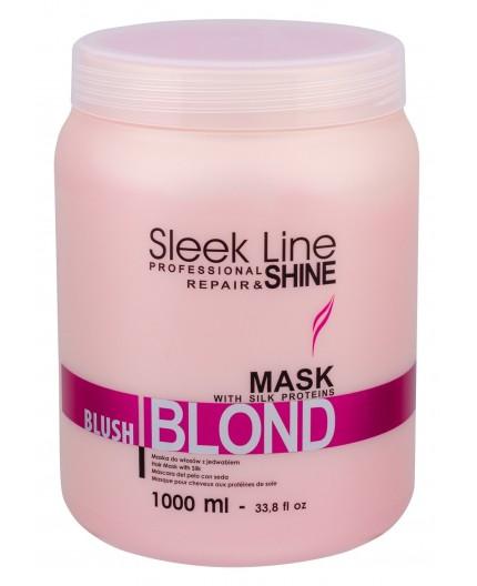 Stapiz Sleek Line Blush Blond Maska do włosów 1000ml